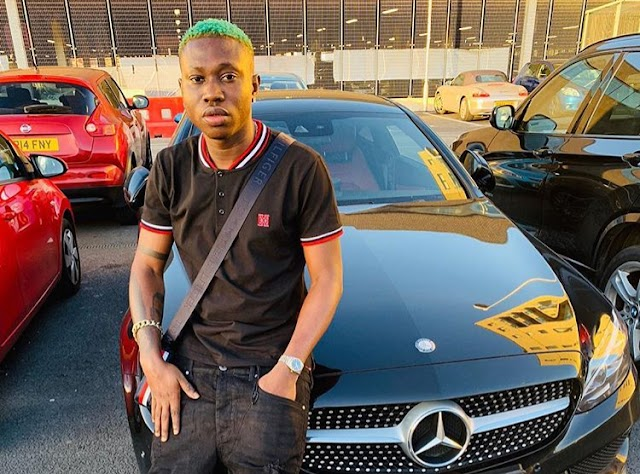 EFCC Must See This! Zlatan Ibile's Outfit That Got People Talking (Photos)