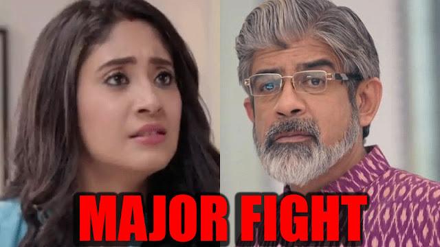 Kartik fears to expose Puru takes step back  in Yeh Rishta Kya Kehlata Hai