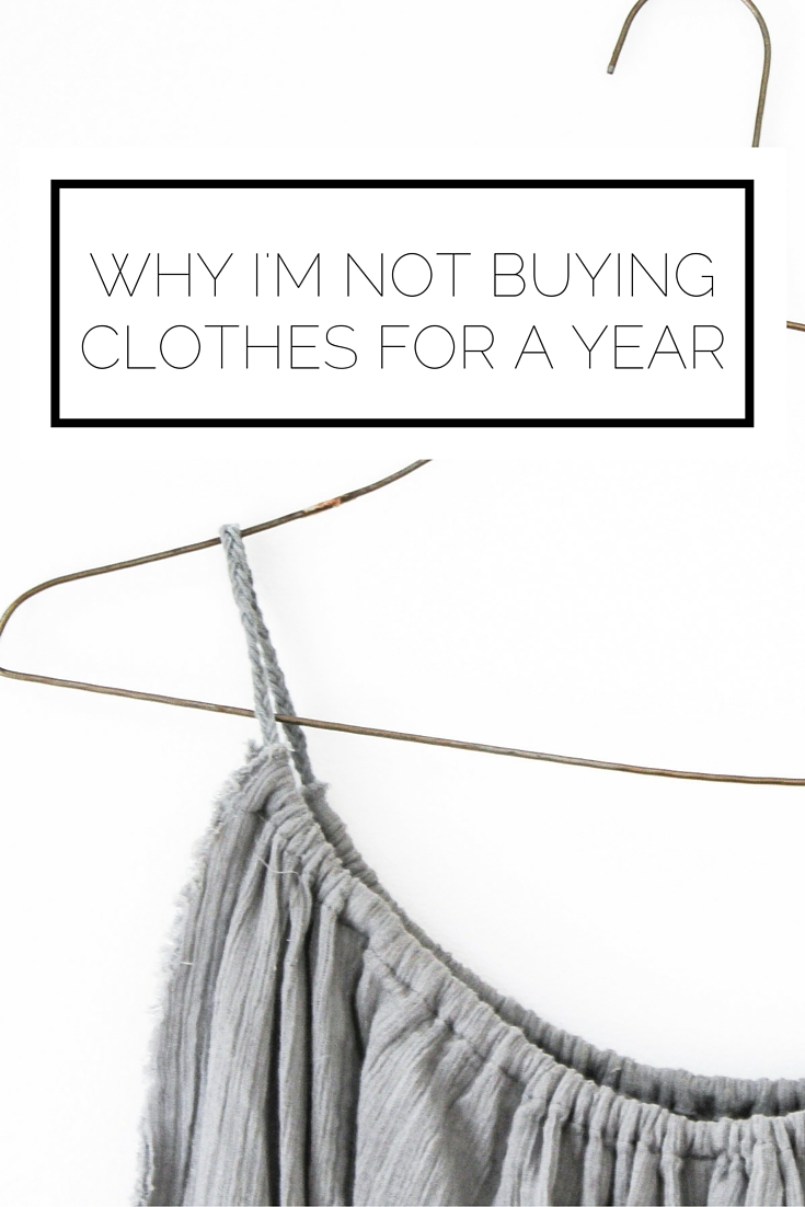 Click to read now, or pin to save for later. Read all about my minimalist experiment and find out how a hiatus from shopping can benefit you!