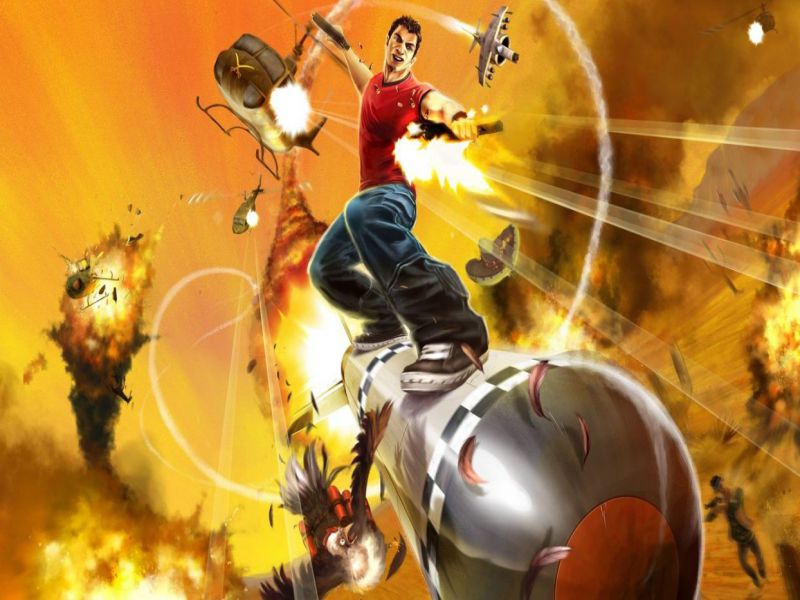 Total Overdose PC Game Free Download