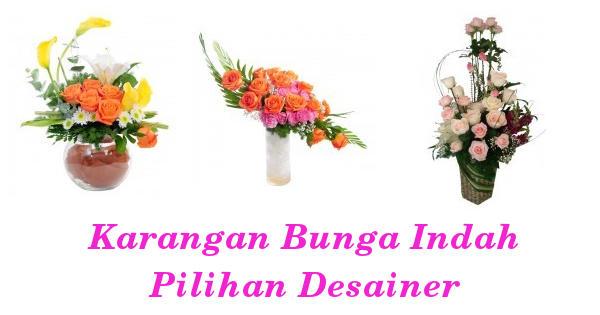4 Karangan Bunga Terindah Pilihan Desainer Floweradvisor