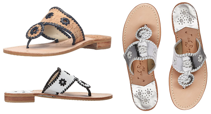 Jack Rogers Sandals for as low as $27