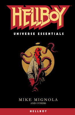 Dark Horse HELLBOY Universe Essentials Cover