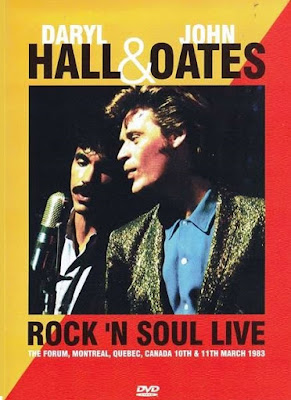 Daryl Hall And John Oates Rock 'N Soul Live DVD R1 NTSC VO