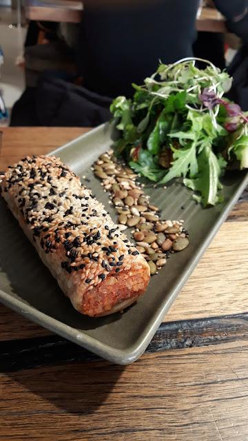 Wholefood Merchants Cafe Ferntree Gully Vegan Sausage Rolls