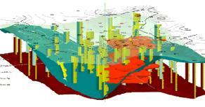 Rockworks 14 Geology Data Management Program Minetutor