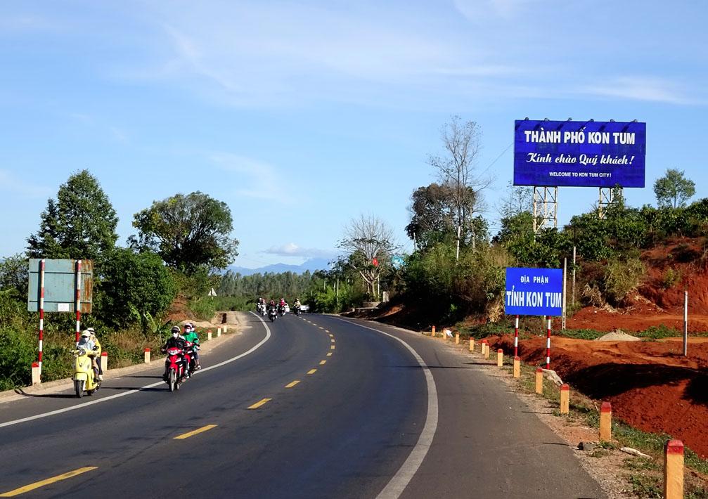 Điều kiện tự nhiên tỉnh Kon Tum