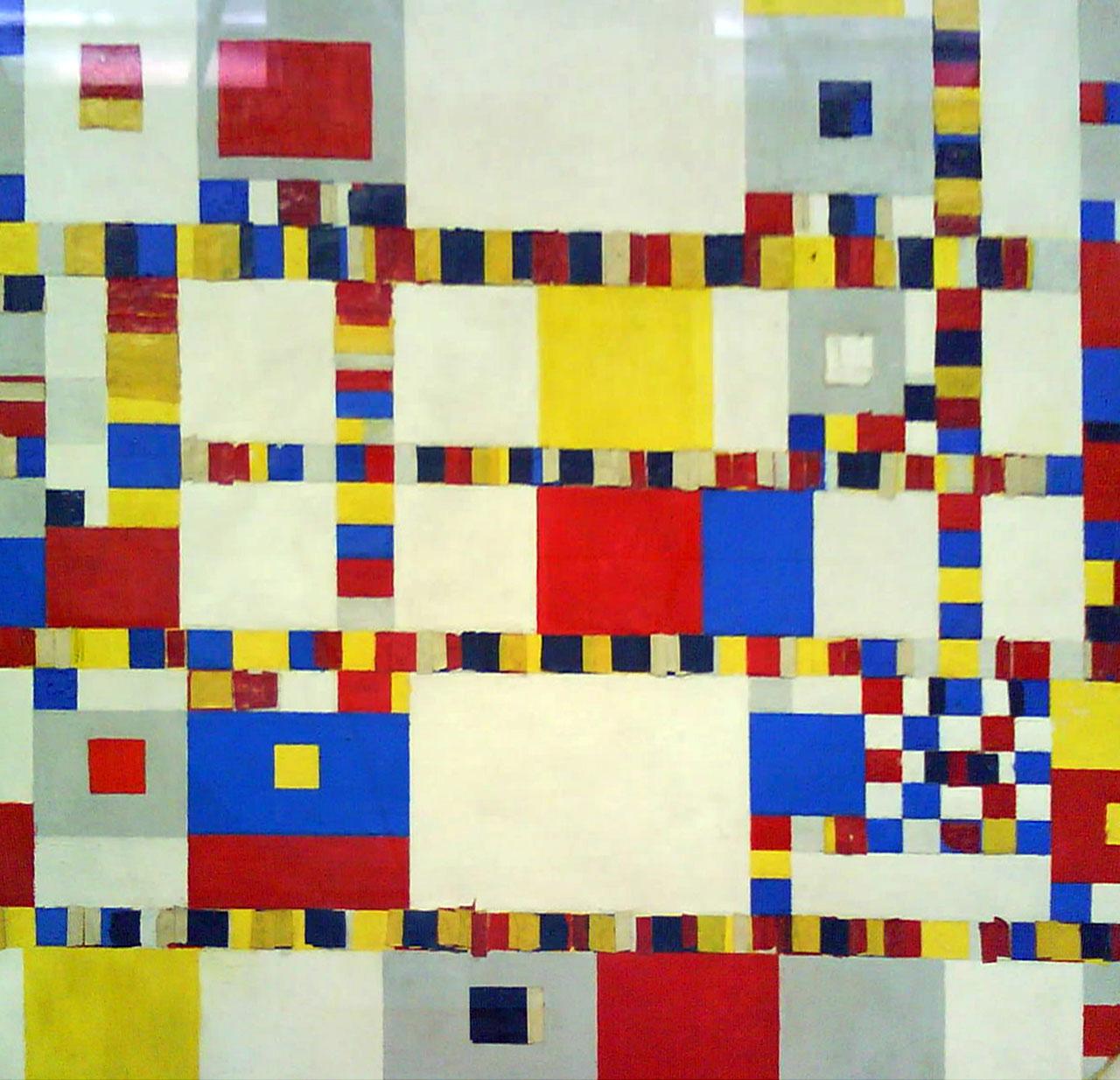 Bhaskar Hande Piet Mondriaan
