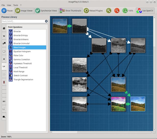 Como Instalar o ImagePlay no Ubuntu, Linux Mint e Derivados