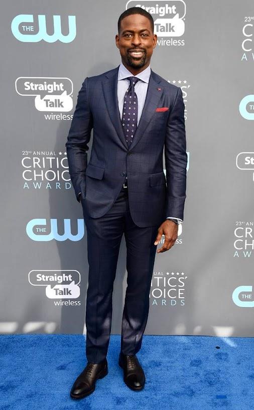 2018 Critics Choice Awards Best Dressed List