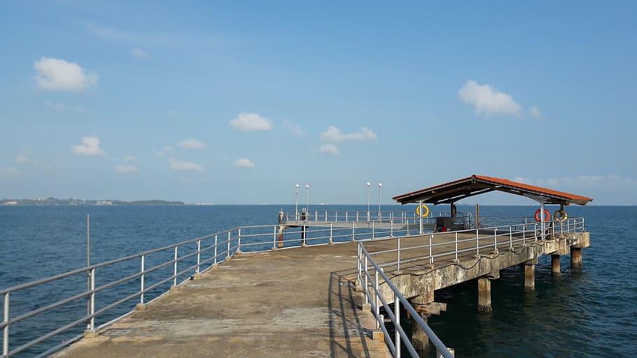 Pelabuhan di Kota Batam
