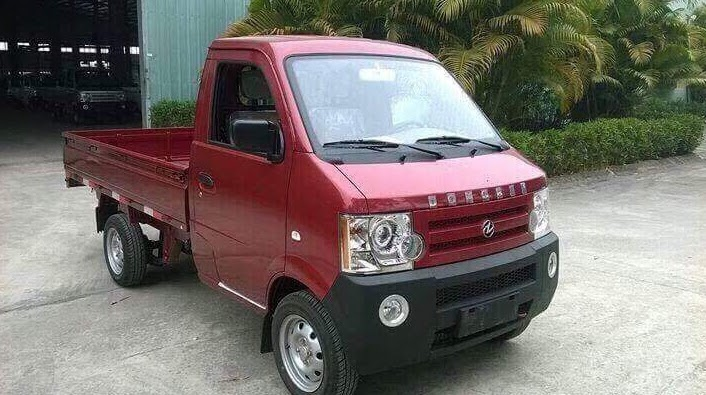 Đại lý bán xe tải dongben 870kg thùng lửng - bỏ ra 30tr có xe dongben 870kg