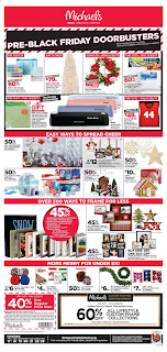 Michaels Weekly Flyer September 17 - 23, 2017