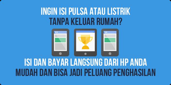 Agen Pulsa Termurah SMRELOADPULSA.id