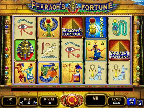 Jucat acum Pharaohs Fortune Slot Online