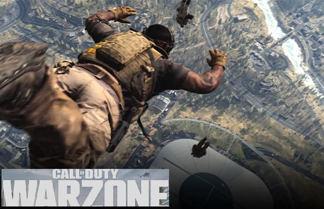 شرح Call of Duty Warzone