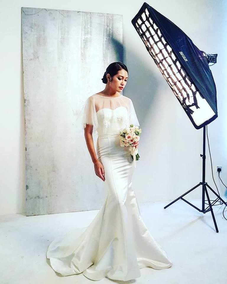 Malay Wedding Dress Rental