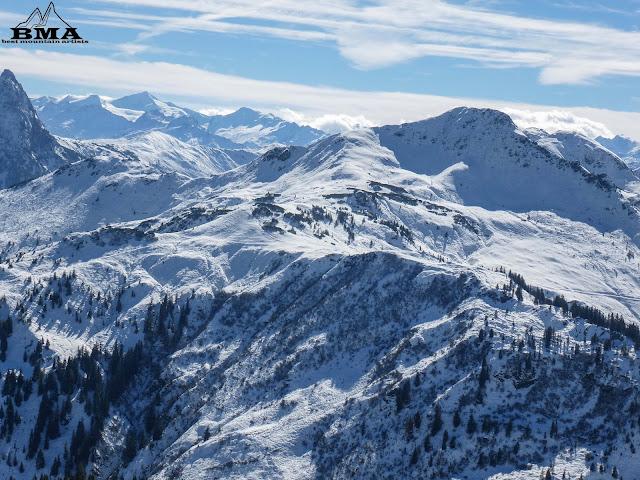 Brechhorn - Grosser Rettenstein - Grossvenediger - hohe tauern - outdoor blog - berg blog