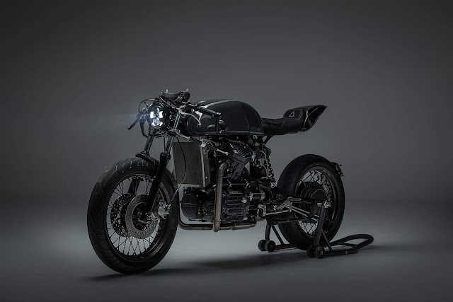 Honda CX500 By Purpose Built Moto Hell Kustom