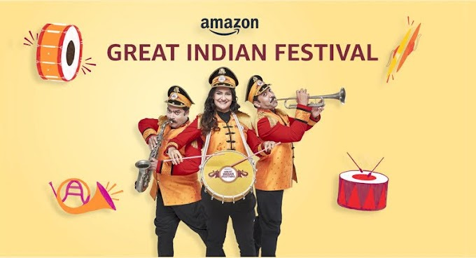 Amazon Great Indian Sale 2018: List Of Top Offers & Deals [ 10th – 15th Oct ]