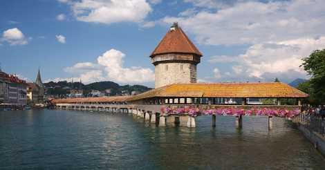 Jembatan Kapel Swiss
