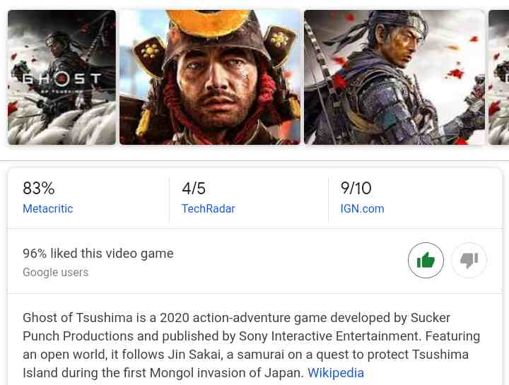 Top 5 most trending games of 2021 (By Google)