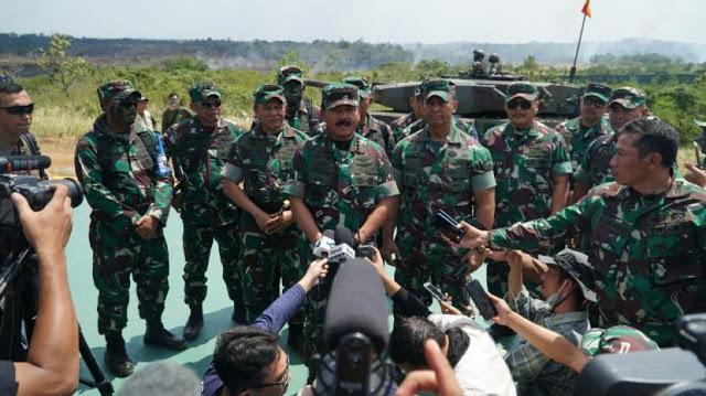 Beredar Maklumat KSAD Minta Siaga Hadapi Aksi 20 Oktober, Ini Kata TNI AD