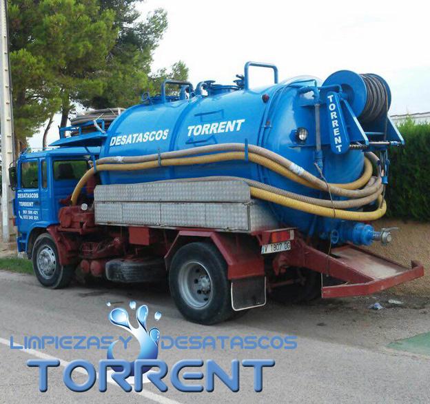 Transporte para residuos líquidos