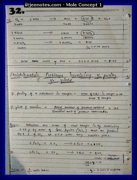 Mole Concept Notes15