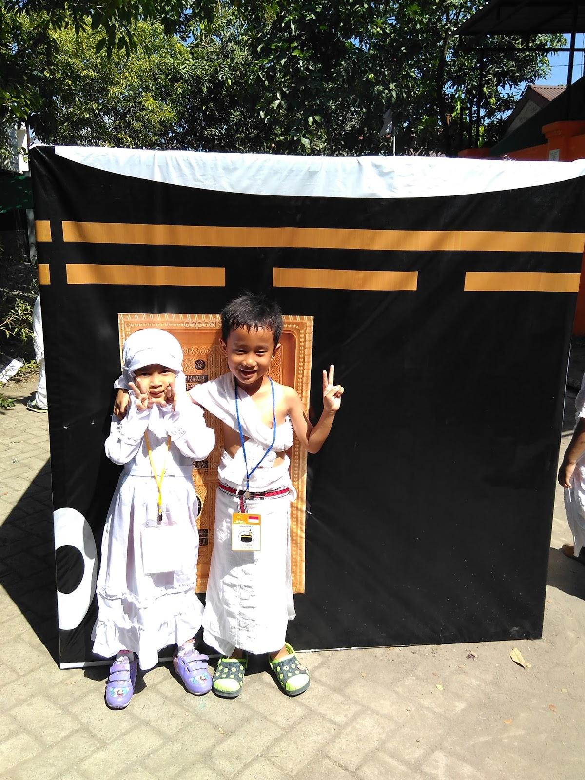 Belajar Manasik Haji