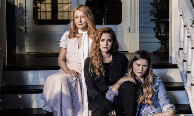 Book review: Sharp Objects by Gillian Flynn - i am krissy