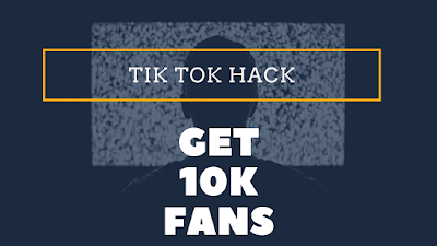 Tik tok hack || Get unlimited followers and like in 2020