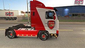 Arsenal Scania 143m skin