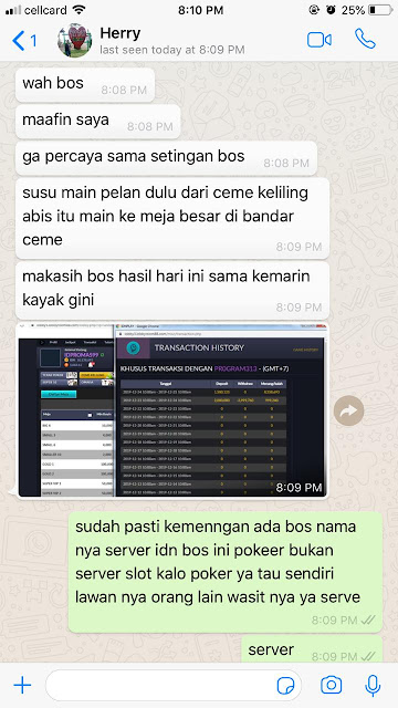 Cheat Hack Ceme Online Terpercaya Dengan ID PRO Terbaru !