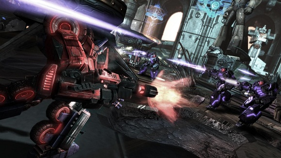 Transformers War For Cybertron PC Full Version Screenshot 2