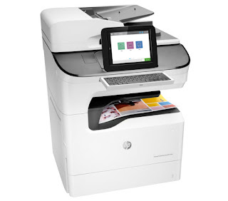 HP PageWide Managed Color Flow MFP E77650zs Driver Downloads, Review