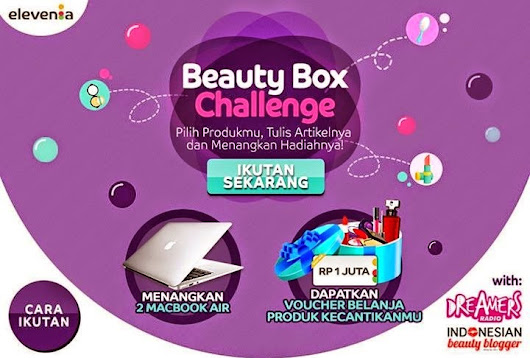 Elevenia Beauty Box Challenge | JM