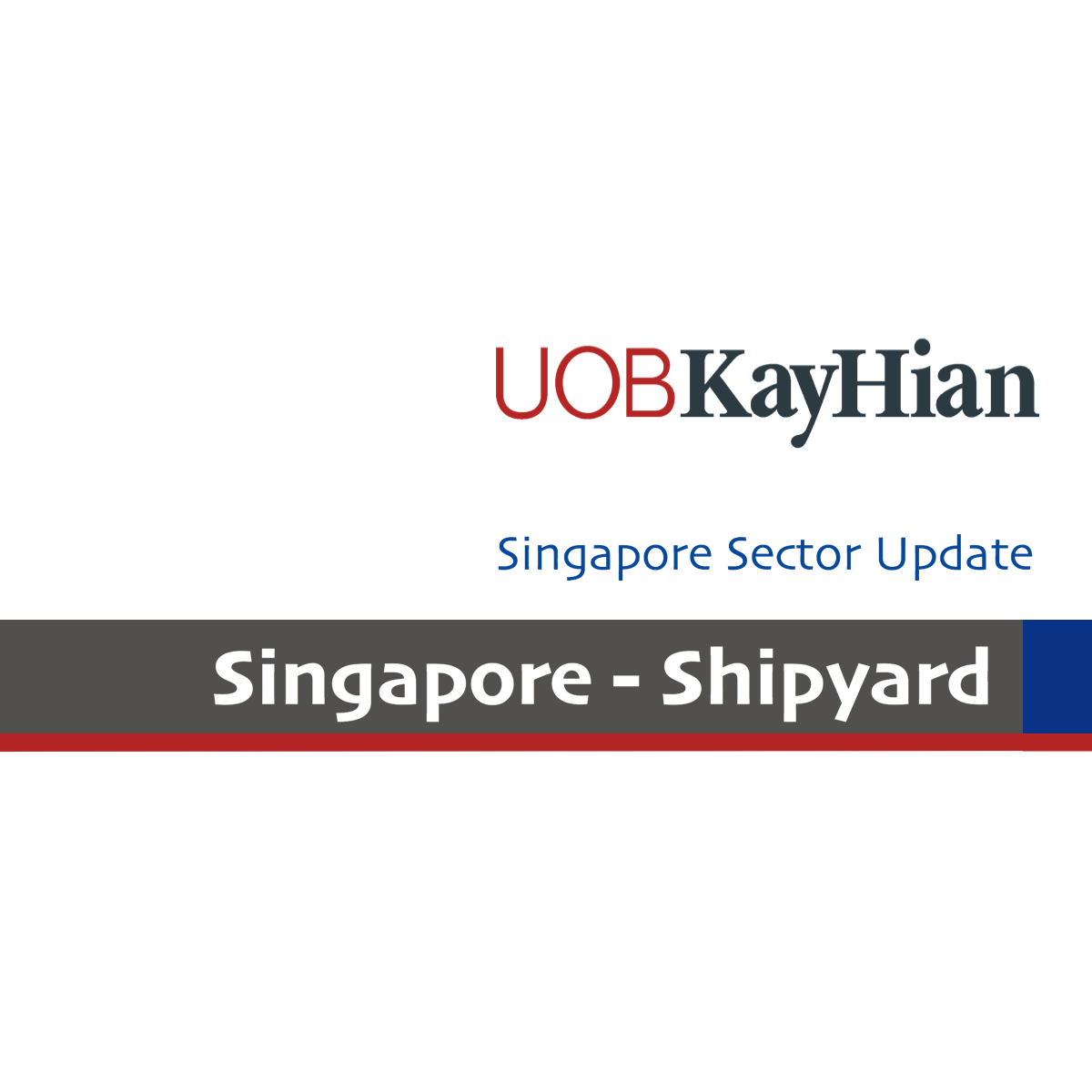 Shipyards – Singapore - UOB Kay Hian 2018-01-02: Dealing With The Kickbacks