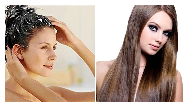 Tratamiento natura que funciona como botox para el cabello.