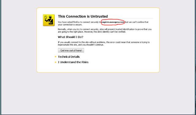 NASA SSL Digital Certificate hacked by Iranian Hackers