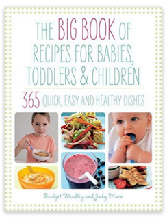 the Big Book of Recipes for Babies, Toddlers & Children cover