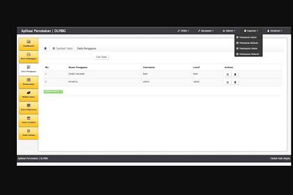 Aplikasi source code Website Percetakan Berbasis Web gratis dengan Codeigniter