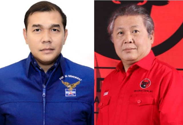 PDIP Serang SBY, Demokrat: Berkat Warisan Ekonomi SBY, Jokowi Punya Uang Lanjutkan Pembangunan
