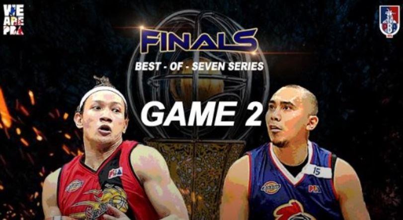 LIVE STREAM: San Miguel vs Magnolia Game 2 PBA Philippine Cup Finals 2018