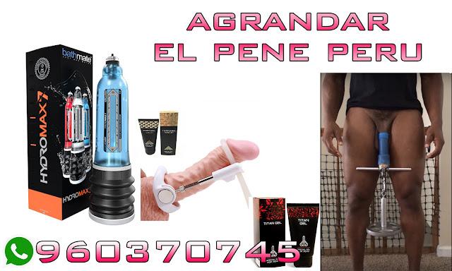 AGRANDAR EL PENE PERU