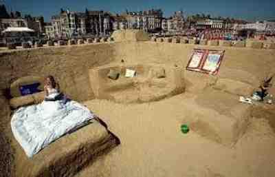 Sandcastle Hotel, Weymouth, UK