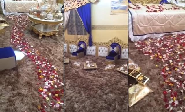 شاهد كيف إستقبل زوج سعودي زوجته بعد ولادة بنته السادسة؟!و للأسف مع ذلك يفضلون الذكور على الإناث!