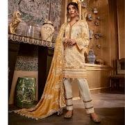 Meherma Luxury Formal Linen Winter Collection 2019 by Rang Rasiya