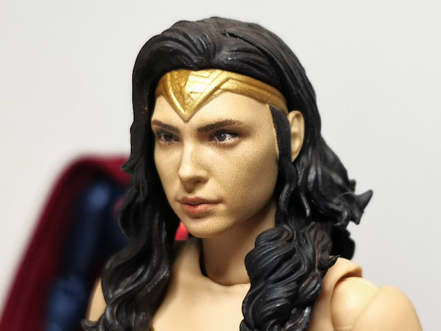"Review del S.H.Figuarts Wonder Woman de ""Wonder Woman 1984"" - Tamashii Nations"