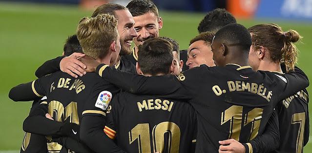 Real Sociedad vs Barcelona Highlights